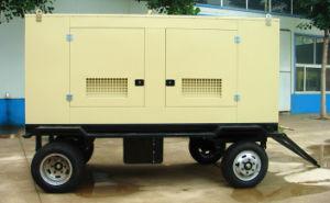 350 KVAの鉱山のためのディーゼルトレーラーの発電機