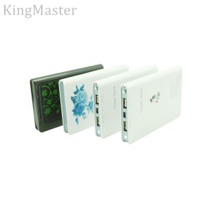 batteria esterna di potere 6000mAh di corsa portatile della Banca per il telefono mobile