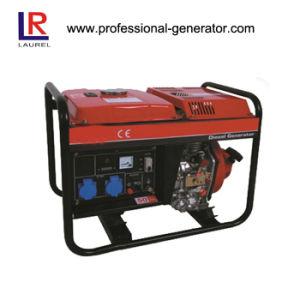 5kw Générateur Diesel avec la norme ISO9001 THIS Phase unique