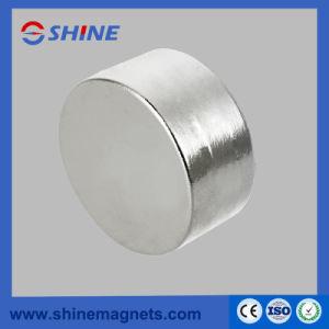 Magnete permanente del cilindro di NdFeB con la magnetizzazione radiale