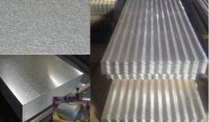 Strato ondulato del tetto del metallo del galvalume del prodotto di Recommed di prezzi bassi