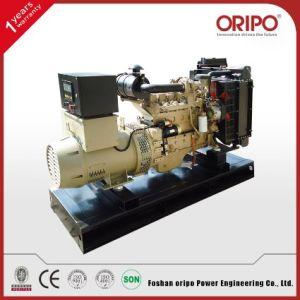 Shangchai 엔진을%s 가진 550kVA Oripo 열려있는 유형 디젤 엔진 발전기