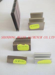 6063-T5 si è sporto profili di alluminio per il portello e la finestra
