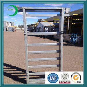 熱いDIP Galvanized Cattle Panel、SaleのためのCattle Yard Panel