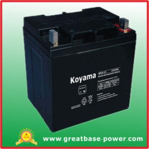 Bateria Recarregável selada AGM Bateria 24ah 12V