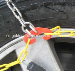 Kns 9mmのタイプ乗用車の雪鎖
