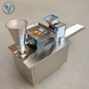 Processamento alimentar a máquina /Bakery/ Ravioli/ rolo da Primavera/ Curry Puff/ Pierogi/ Empanada/ Samosa/ Dumpling fazendo a máquina
