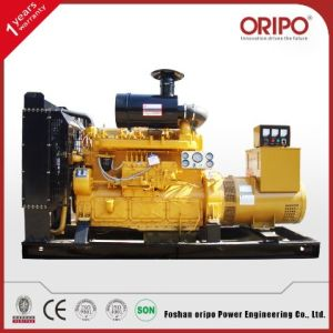 130kVA/105 kw Oripo de tipo abierto generador diesel con motor Lovol