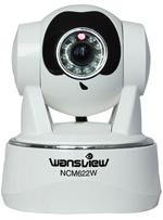 Wans Ansicht PTZ IP-Kamera mit 1280X720p, IR-Schnitt, Nachtsicht, WiFi, 2 Möglichkeits-Wechselsprechanlage, Bewegungs-Untersuchungsfunktion (NCM622W)