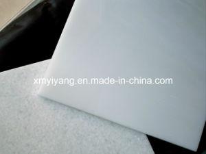 Tegel van het Kristal van China de Zuivere Witte Marmeren voor Bevloering, Muur (YY - MTS002)
