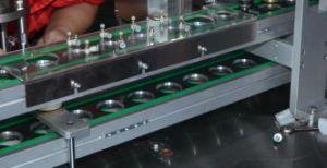 Tipo Linear Simples automática da cápsula de café Nespresso Máquina de estanqueidade de Enchimento