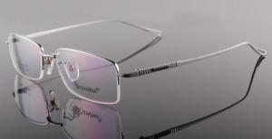 Les trames de lunettes en titane pur pour l'homme