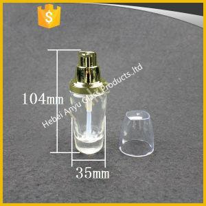 [30مل] [50مل] مستحضر تجميل قشدة [سونسكرين] زجاجيّة غسول زجاجة مع مضخة