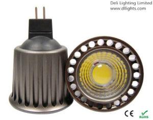 MR16 Epistar Chip 5W COB LED Spotlight