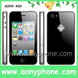 4s Celular Smart Phone com TV, WiFi, GPS