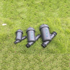 ISO 9001 Filter van het Scherm van de Landbouw 3  de Druppelbevloeiing van de Filter van de Schijf