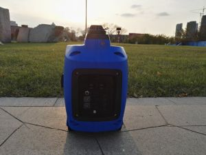 EPA 증명서 2.0kVA 휴대용 가솔린 변환장치 발전기 (G2200I)