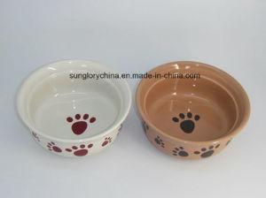 De mooie Ceramische Kommen van het Huisdier van Gyp050