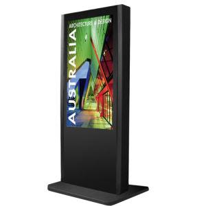46 дюйма ЖК-Digital Signage Floor-Standing рекламы плеер