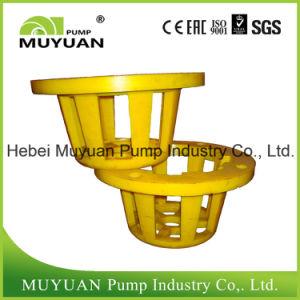 Parti della pompa dei residui/parti verticali della pompa dei residui Pump/Rubber