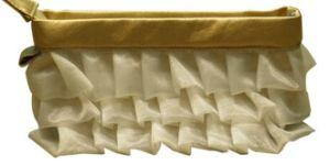 Saco de seda saia bonitinho Fashion Senhoras bag bolsa da Embreagem