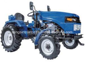 Mini-Trator 18hp, Farm, Trator de Rodas do Trator