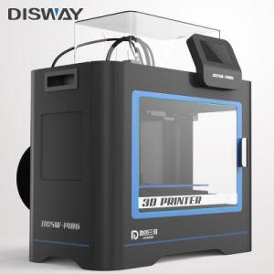 Два двойных экструдера цветной цифровой печатной машины 3D-печати машины 3D-принтер