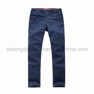 Pantaloni del cotone degli uomini lunghi dello Spandex (APC-JACK02)