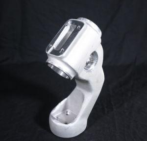 L'iso 9001/16949 ha perso la lega di gravità di pressione della gomma piuma di alluminio la pressofusione dalla fonderia