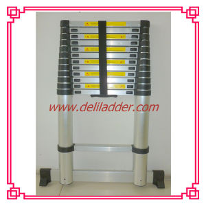 Stabilizer Bars (DLT212B-B)の3.85m Telescopic Ladder