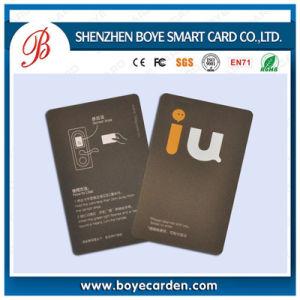 Smart Card di 13.56MHz Cr80 RFID per l'identificazione di controllo di accesso