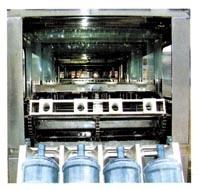 Lifting Barrel를 위한 5개 갤런 기계