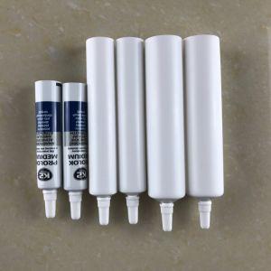 Brillo de labios 10 ml Gel Pomada de médicos de los tubos de envases vacíos con punta de aguja