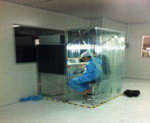 Modular exempte de poussière de la place pour la réparation de l'écran LCD