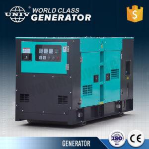 Generatori diesel silenziosi eccellenti 16kw/20kVA con il motore 404D-22