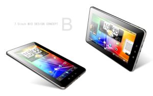 Tablet PC mit Android 2.3 OS, 512MB DDR (M720)