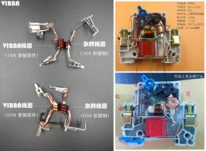 Dz47le-63, C45n ELCB, MCB, RCCB, Disyuntor, Switch, Crusher, el contactor, el relé