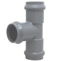 Joint PVC Tee l'approvisionnement en eau