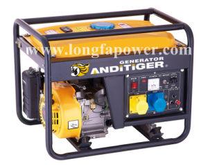 Powered 3 Fase gerador eléctrico para marcação Soncap Hondawith