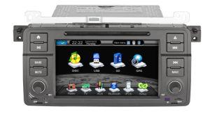 BMW E46 붙박이 GPS (H7101)에서 차 DVD 플레이어