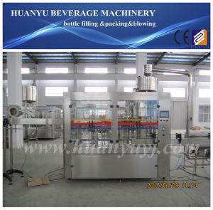 순수한 물 충전물 기계장치
