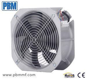 DC Corriente eléctrica tipo axial Ventilador de ventilación