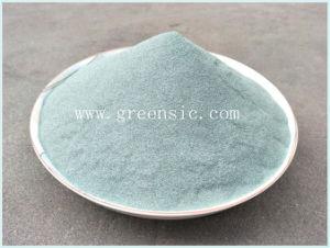 Karbid-Grün-Puder des Silikon-F240 verwendet in den Sand-Papieren