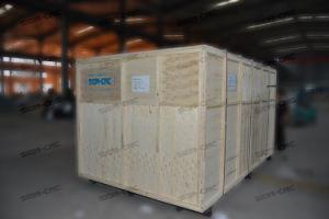 Hqd 9.0kw Syntec Atc madera Router CNC para puertas