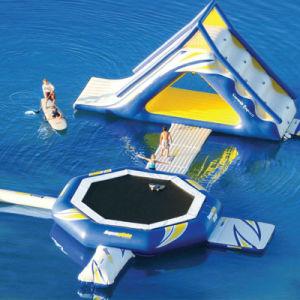 Games를 위한 주문을 받아서 만들어진 Inflatable Waterpark