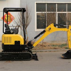 Escavatore di marca famosa della Cina mini con il motore di Yanmar