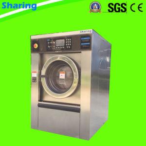15kg 25kg Machine à laver de laverie commerciale pour l'hôtel boutique de blanchisserie et de