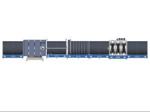 Igu 기계 Lbw2200pb 격리 유리제 기계