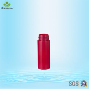150mlペット美しいポンプを搭載する装飾的な粉の泡のびん