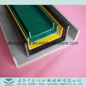 Vezel-versterkte Plastic Pultrusion FRP GRP Profielen
